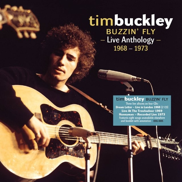 Buzzin' Fly – Live Anthology 1968-1973