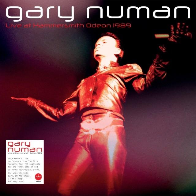Gary Numan: Live at Hammersmith Odeon 1989 (Vinyl)