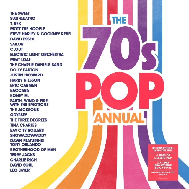 The 70s Pop Annual (Vinyl)
