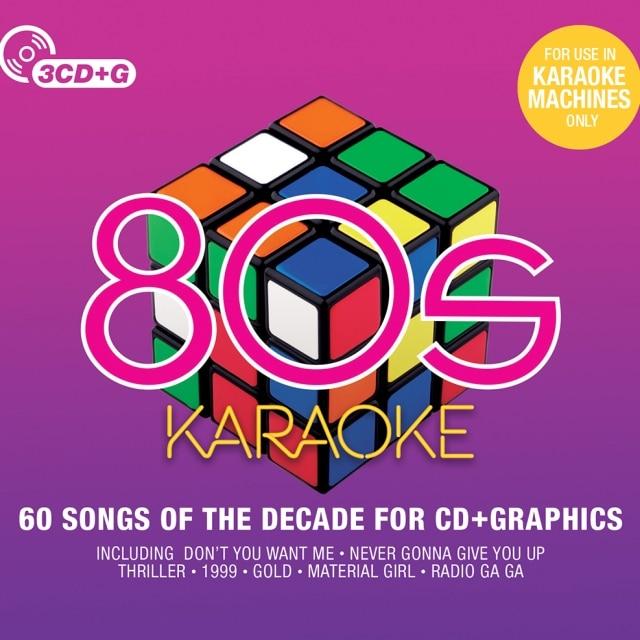 80s Karaoke | Demon Music Group