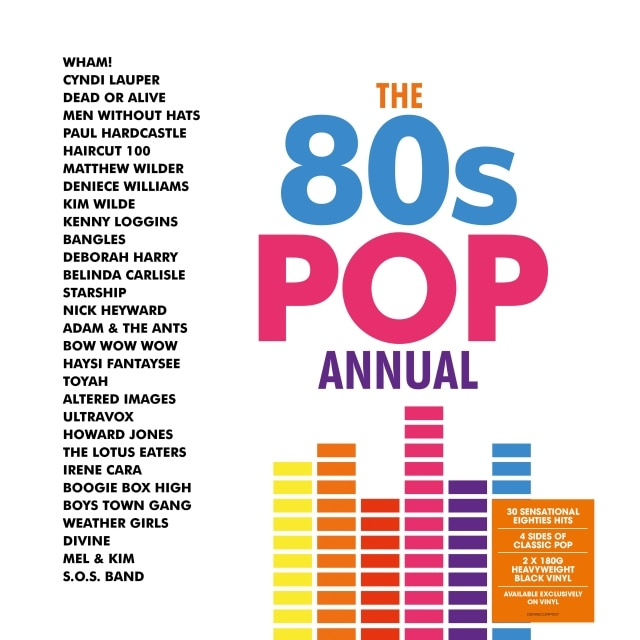 The 80s Pop Annual (Vinyl)