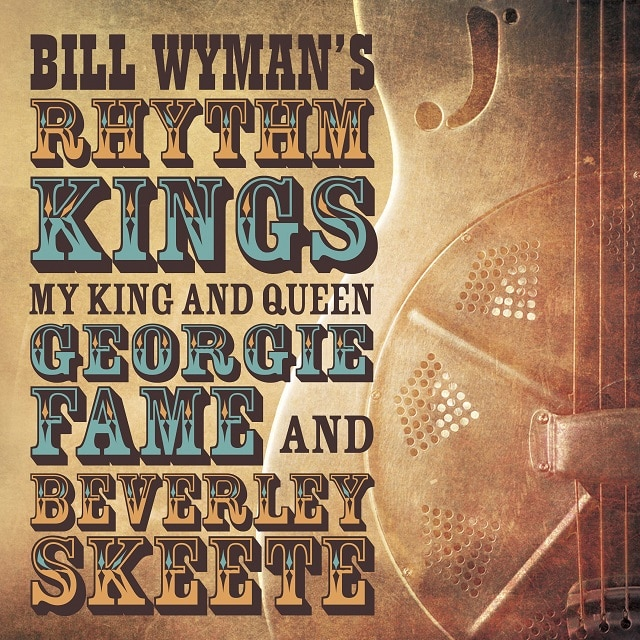 My King and Queen: Georgie Fame + Beverly Skeete