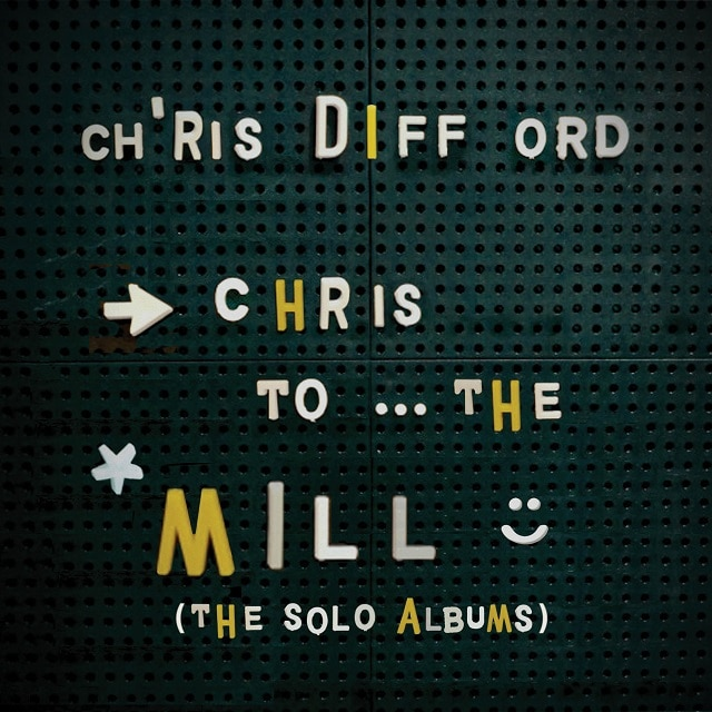 Chris To the Mill: The Solo Albums (Vinyl)