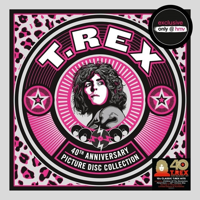 40th Anniversary Picture Disc – Exclusive to hmv