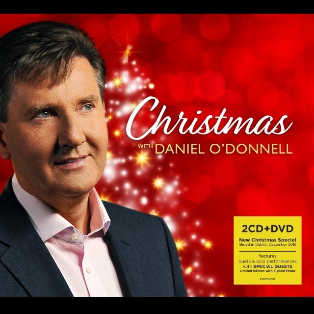 Christmas With Daniel O'Donnell (Amazon Exclusive) SOLD OUT