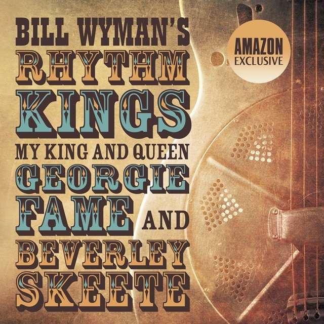 My King and Queen: Georgie Fame + Beverly Skeete (Amazon Exclusive Edition Vinyl)