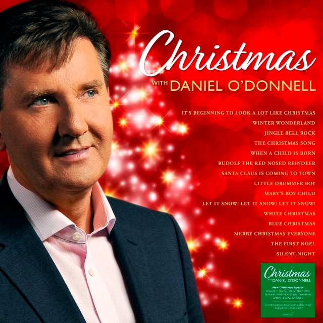 Christmas With Daniel O'Donnell (Amazon Exclusive Vinyl)