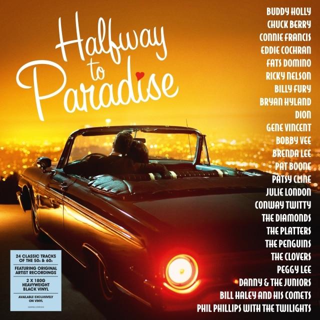 Halfway To Paradise (Vinyl)