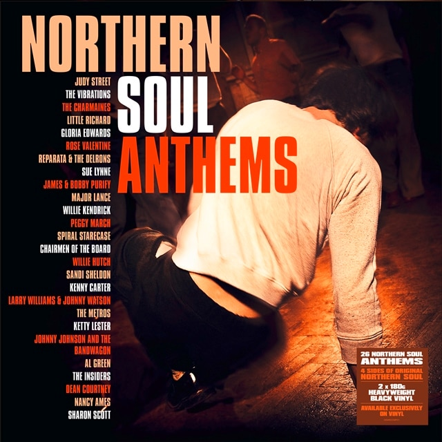 Northern Soul Anthems (Vinyl)
