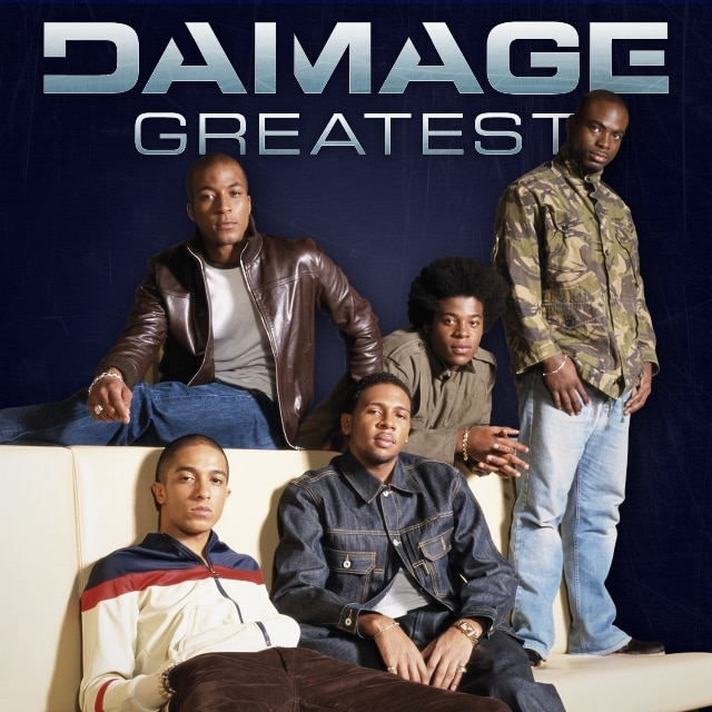 Damage – Greatest (Digital)