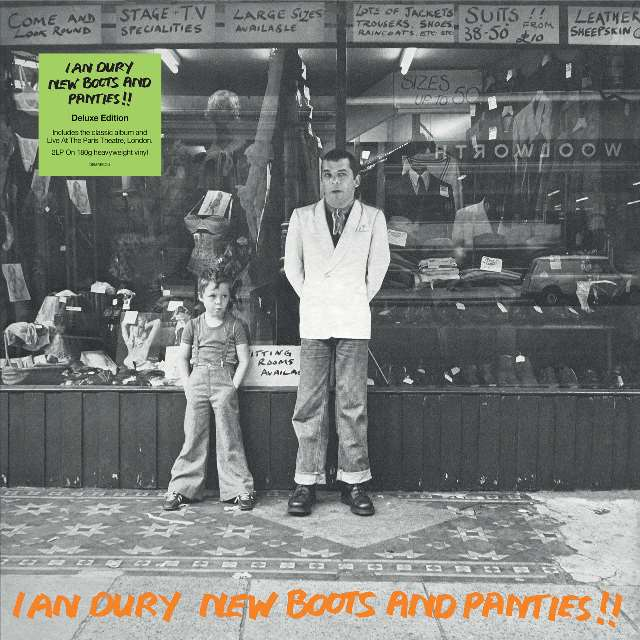 New Boots & Panties!! (Vinyl Deluxe 2LP)