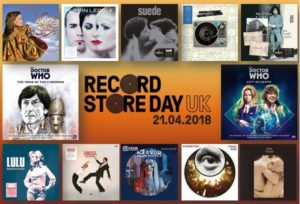 Record Store Day Releases 2018!
