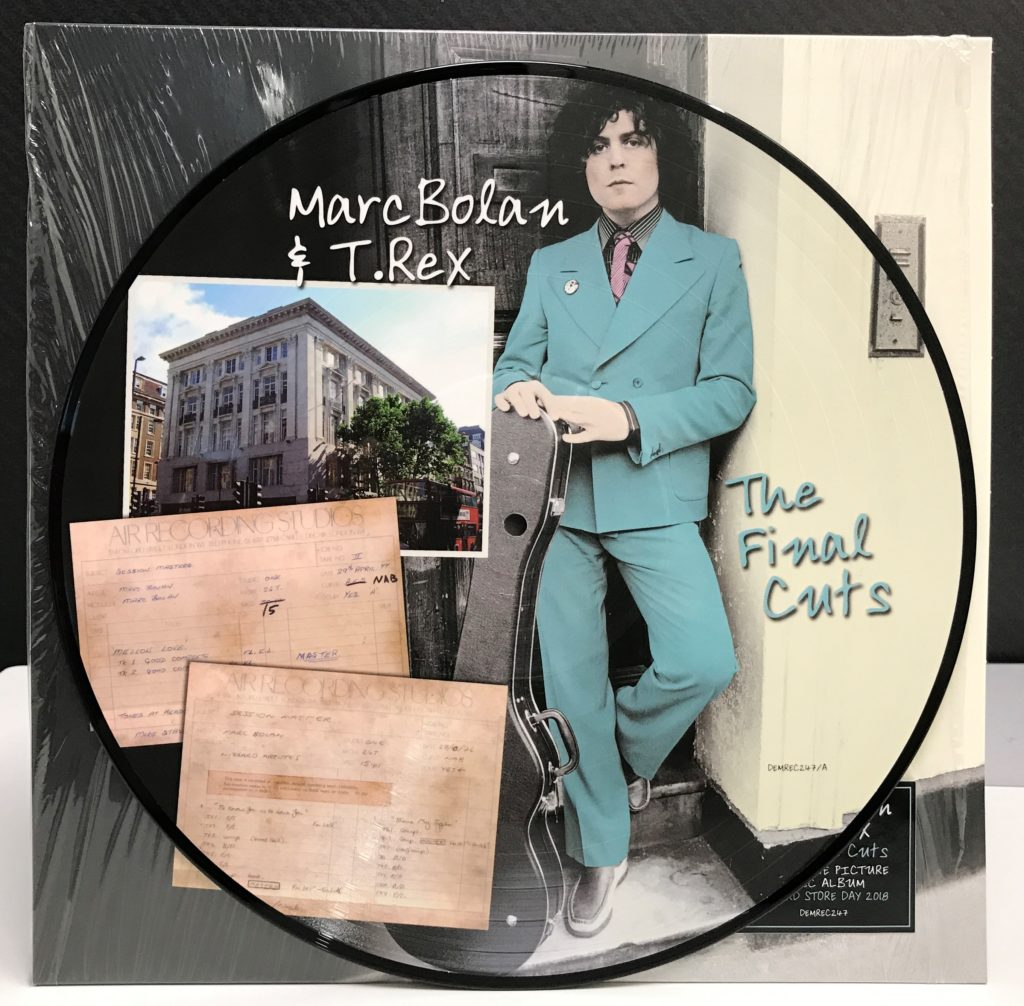 #RSD18 – Marc Bolan & T.Rex – The Final Cuts