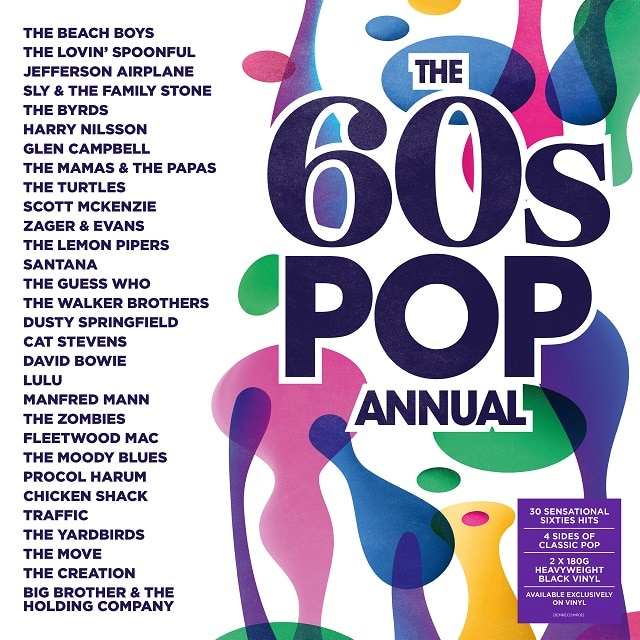 The 60s Pop Annual (Vinyl)