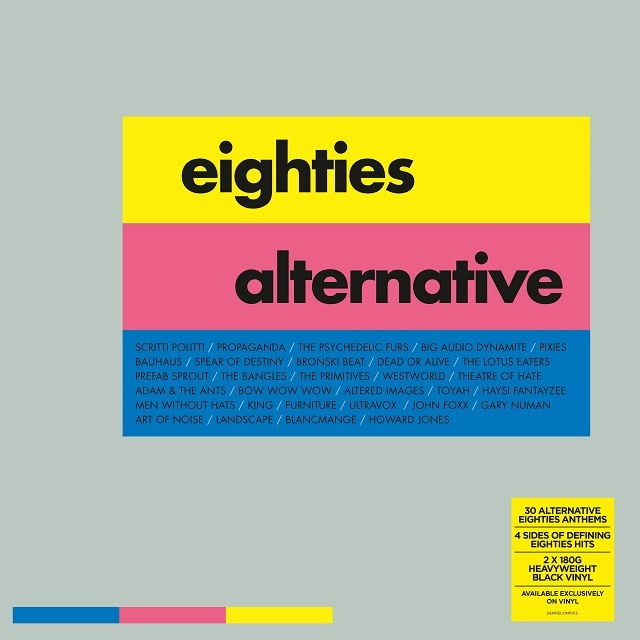 Eighties Alternative (Vinyl)