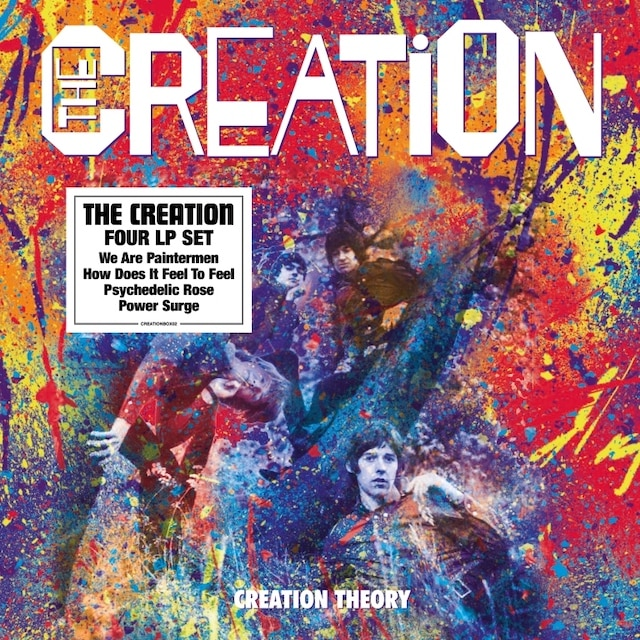 Creation Theory (Vinyl)
