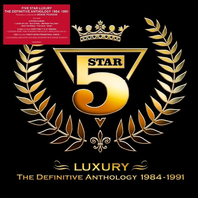 Five Star Luxury – The Definitive Anthology 1984-1991