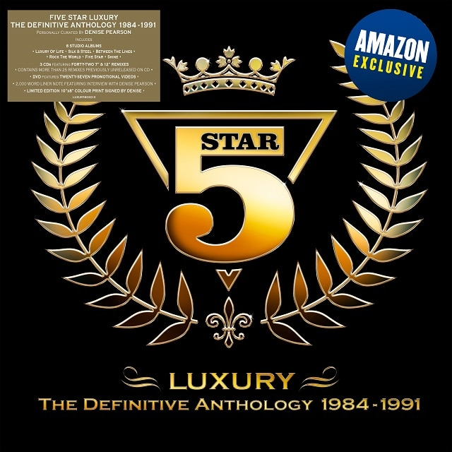Five Star Luxury – The Definitive Anthology 1984-1991 (Amazon Exclusive)