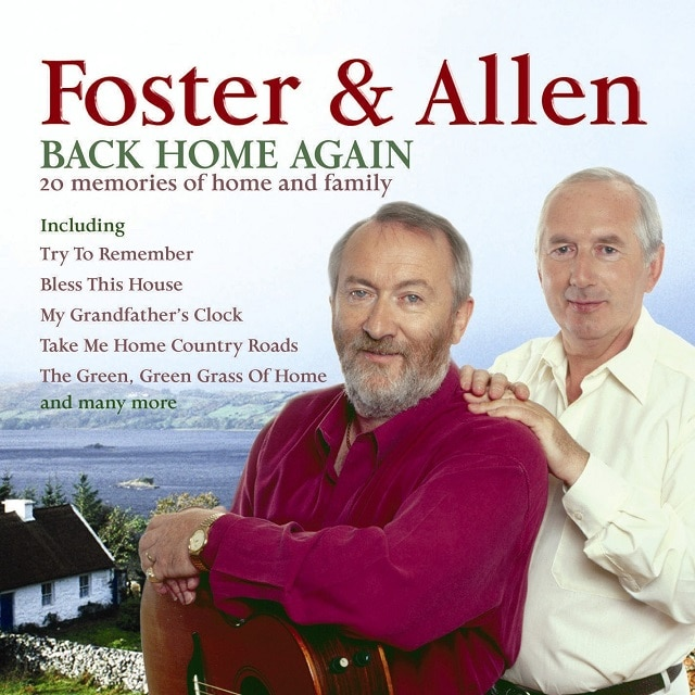 Foster & Allen: Back Home Again