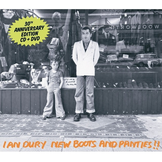 New Boots And Panties!! 30th Anniversary Edition (CD+DVD)