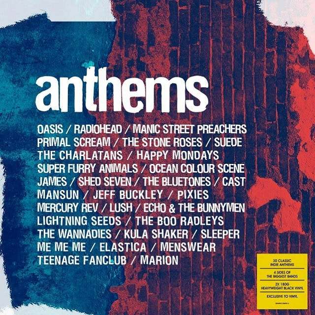 Anthems (Vinyl)