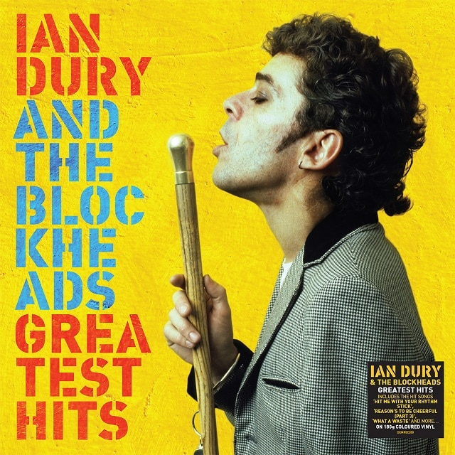 Ian Dury & The Blockheads: Greatest Hits (Vinyl)