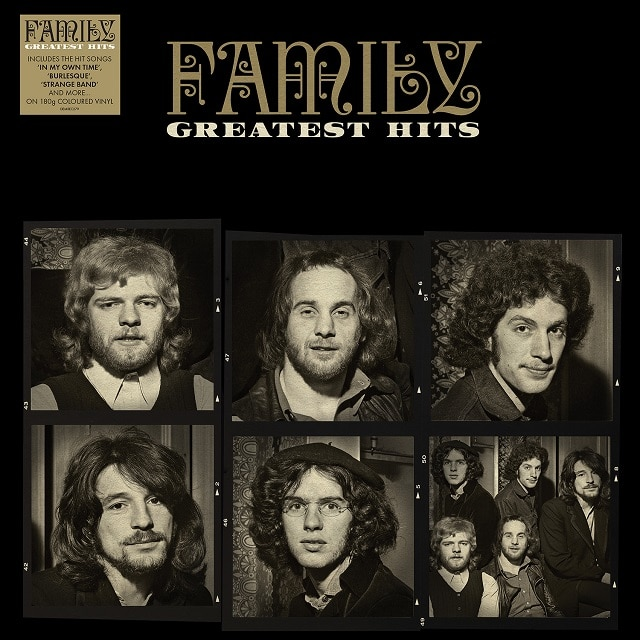 Family: Greatest Hits (Vinyl)