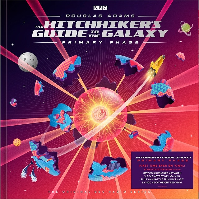 The Hitchhikers Guide To The Galaxy: Primary Phase (Vinyl)