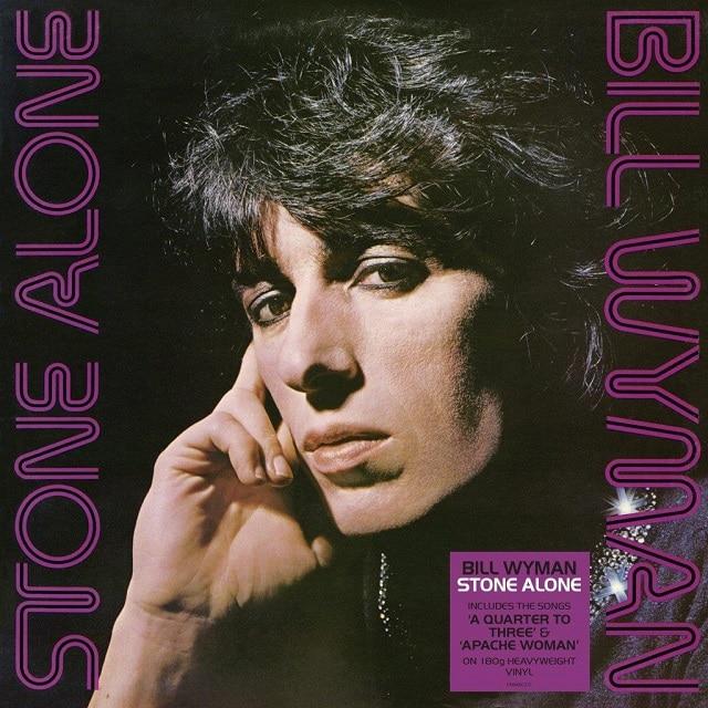 Stone Alone (Vinyl)