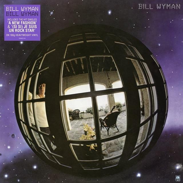 Bill Wyman (Vinyl)