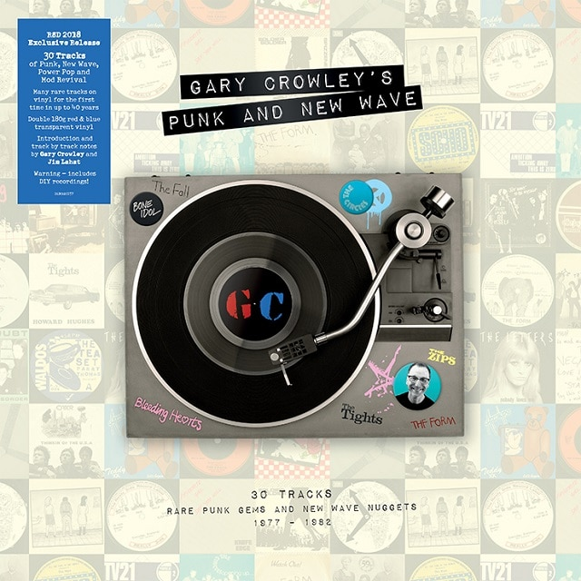 Gary Crowley's Punk & New Wave (RSD18 Vinyl)