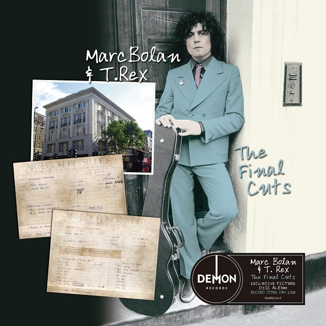 Marc Bolan & T. Rex: The Final Cuts (RSD18 Vinyl)
