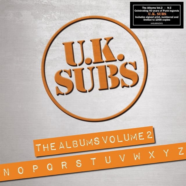 The Albums Volume 2 (N – Z)