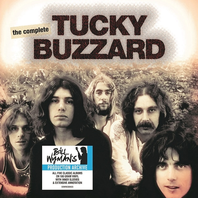 The Complete Tucky Buzzard (Vinyl)