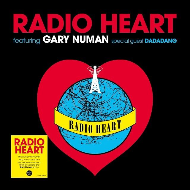 Radio Heart Feat. Gary Numan (Vinyl)