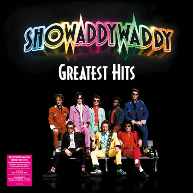 Showaddywaddy – Greatest Hits (Vinyl)