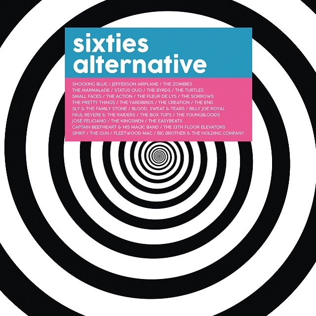 Sixties Alternative (Vinyl)