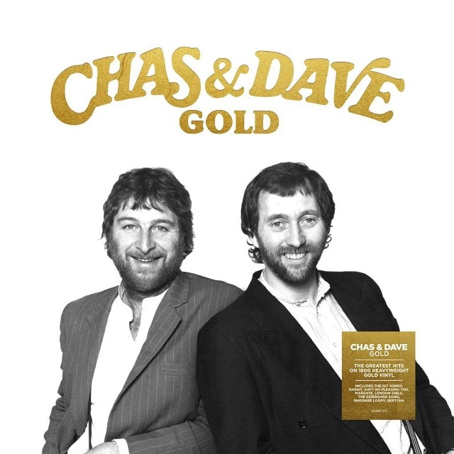 Chas and Dave: Gold (Gold Coloured Vinyl)