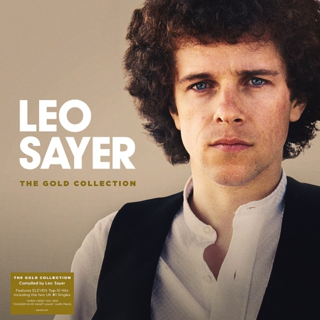 Leo Sayer: The Gold Collection (Gold Vinyl)