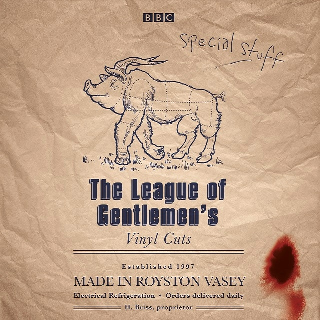 Special Stuff – The League Of Gentleman's Vinyl Cuts