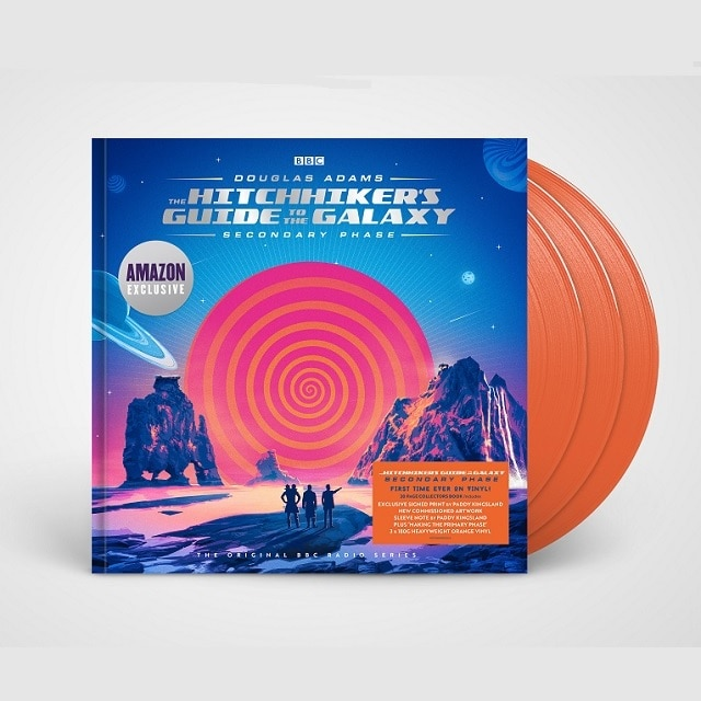 The Hitchhikers Guide To The Galaxy – Secondary Phase (Vinyl Amazon Exclusive)