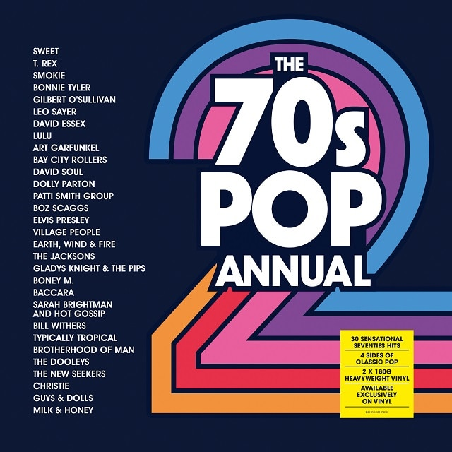 The 70s Pop Annual 2 (Vinyl)