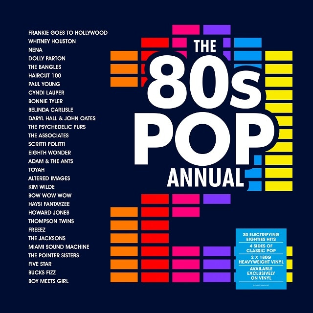 The 80s Pop Annual 2 (Vinyl)