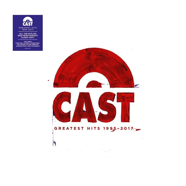 Cast: Greatest Hits 1995 – 2017 (Clear Vinyl)