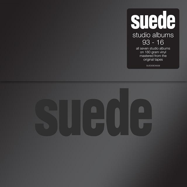 Suede: Studio Albums 93 – 16 (Vinyl)