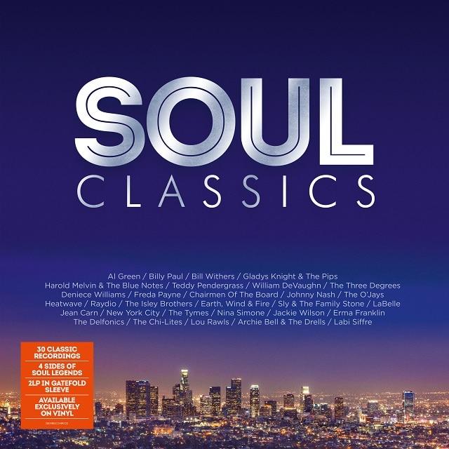 Soul Classics (Vinyl)