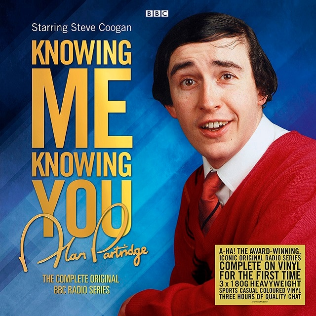 Knowing Me Knowing You – The Complete  Radio Series (Coloured Vinyl)