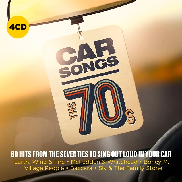 Car Songs – The 70s