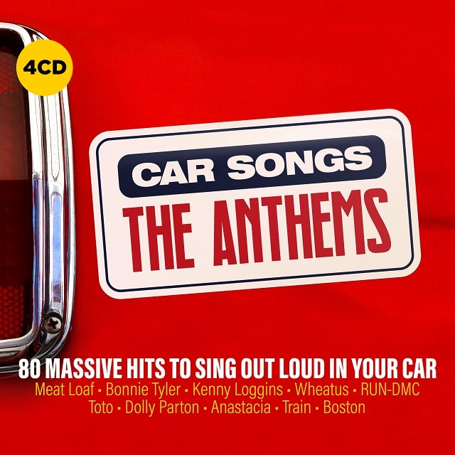 Car Songs – The Anthems