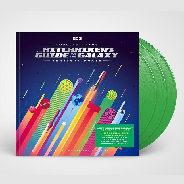 The Hitchhikers Guide To The Galaxy – Tertiary Phase (Amazon Exclusive)